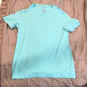 Express Stretch V Neck